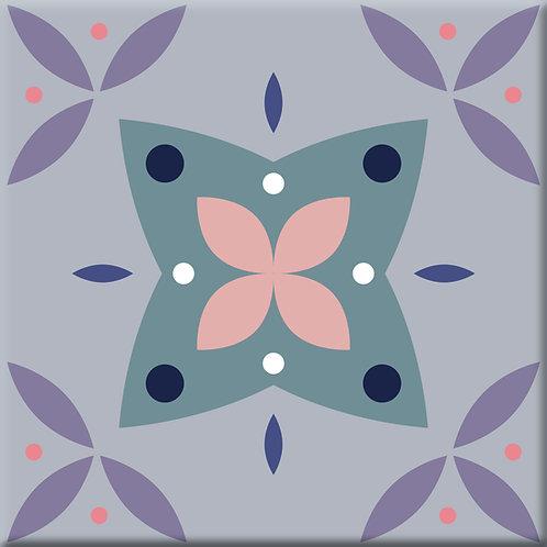Ceylon - Purple (Single Tile)