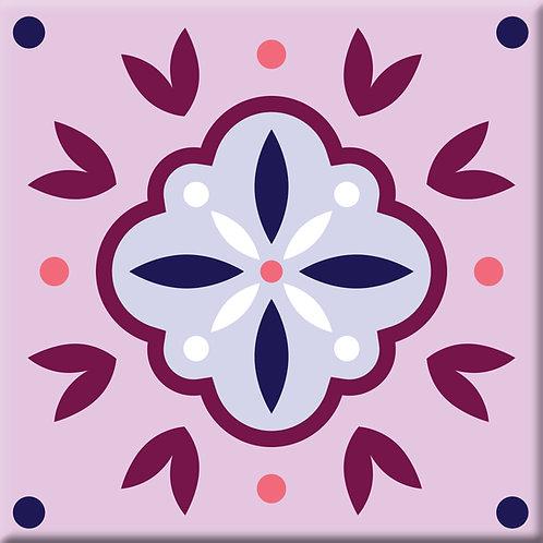 Opal - Purple (Single Tile)