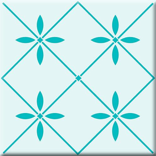 Glass - Green (Single Tile)