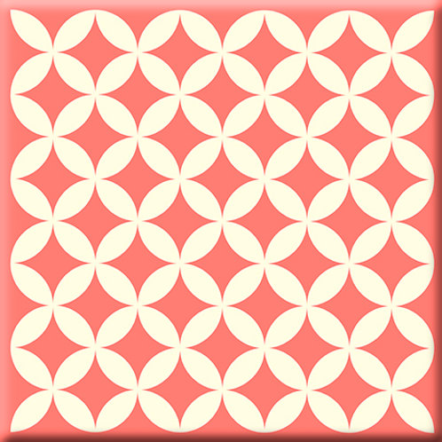 Needle Point - Pink (Single Tile)