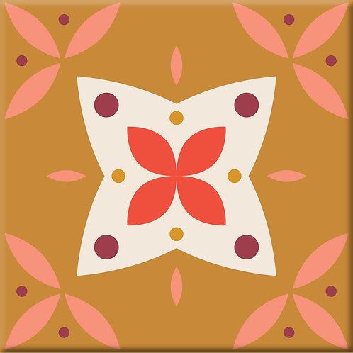 Ceylon - Brown (Single Tile)