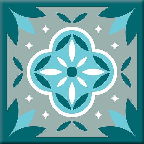 Crown - Green (Single Tile)