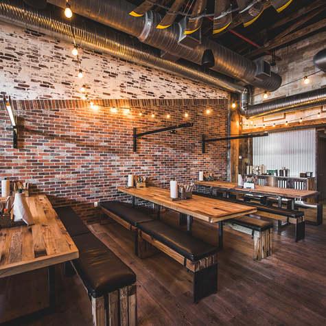Bricks BBQ Restaurant - Interior Design Sarasota Florida