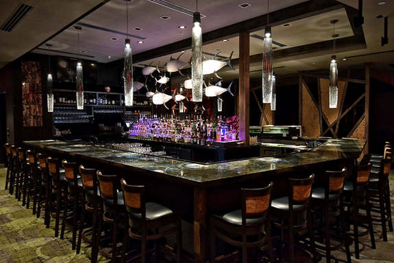 Daruma Restaurant - interior design