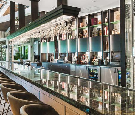Summer House Restaurant - Interior Design