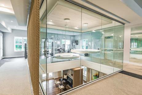 Interior design - Legacy Mt Pleasant 2nd floor