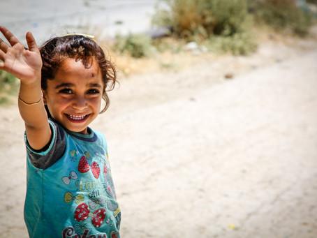 Reportáž z komunitního centra Tahaddi