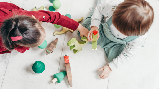 Children playing - Therapy