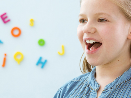Four Things Speech Therapists Work on, Other than Speech