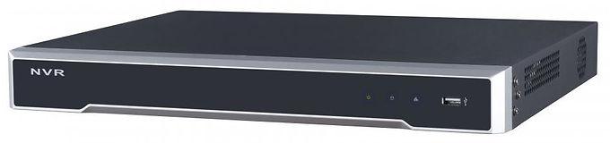 NVR pre 8 IP kamier bez PoE napájania