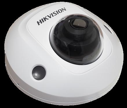 6MPx IP kamera dome mini bezpečnostná