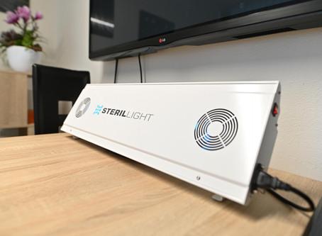 Sterilizácia vzduchu - Sterillight