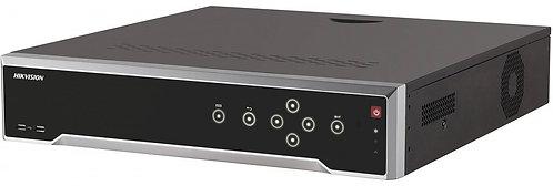 NVR pre 32 IP kamier bez PoE napájania