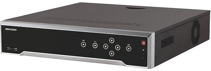 NVR pre 32 IP kamier s PoE napájaním