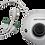 Thumbnail: 6MPx WIFI IP kamera dome mini bezpečnostná