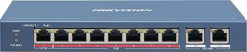 PoE switch, 8 x PoE