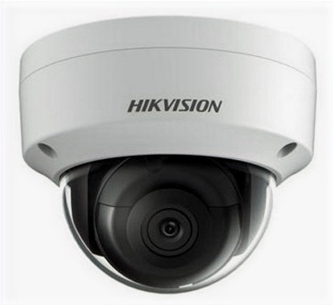 8MPx IP kamera dome bezpečnostná