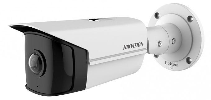 4MPx DZ2CD2T45G0PI 180° IP kamera s nočným videním bezpečnostná