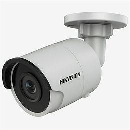 2MPx DZ2CD2025FWDI IP kamera s nočným videním bezpečnostná