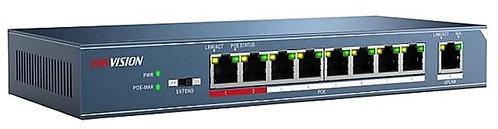 PoE switch 8ch.