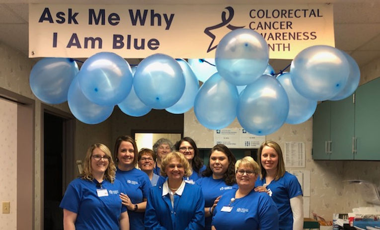 Colon Cancer Awareness Month - March 202