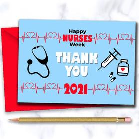 Happy Nurses Week: May 6-12, 2021