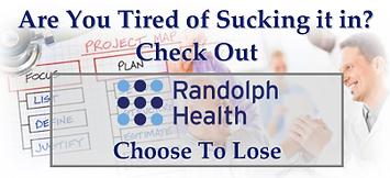 Randolph Health Choose To Loose Weight Loss Program