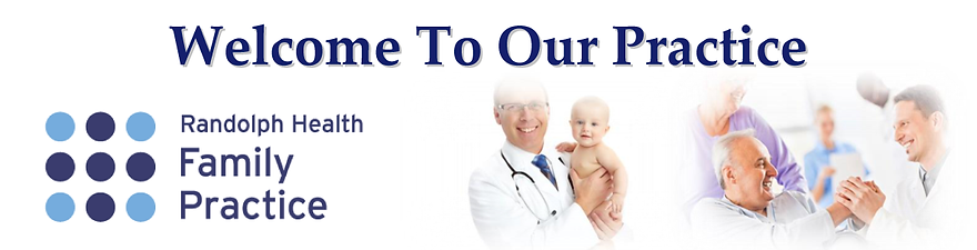 Welcome to Randolph Health Family Practice in Seagrove