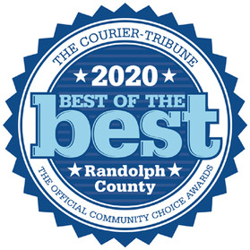 The Asheboro Courier-Tribune Publishes Readers' Choice Awards Best of 2020 Randolph County