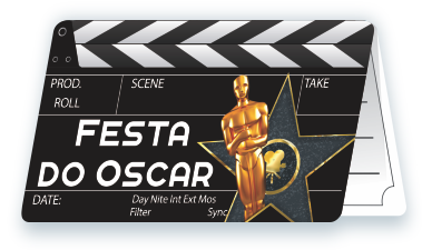 Convite Festa Oscar c/ 10