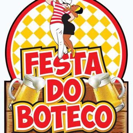 Painel Festa do Boteco c/ 01