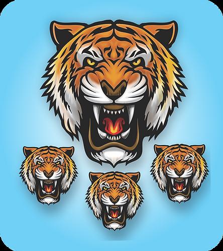 Kit Tigre c/04
