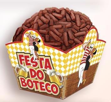 Forminha Brig Boteco c/ 24
