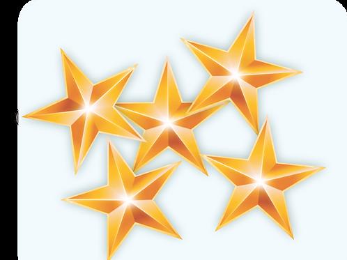 Estrela c/25