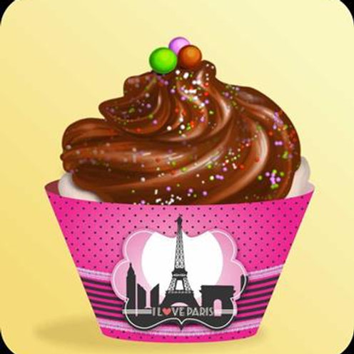 Cupcake Paris c/ 12 Gde