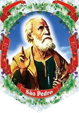 Banner São Pedro c/ 01