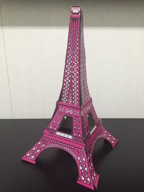 Torre Paris Montável c/ 01