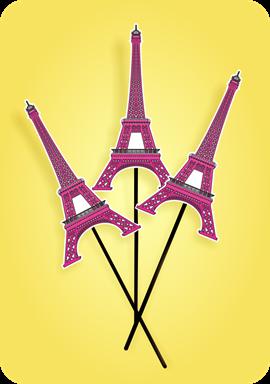 Palito Paris c/ 10
