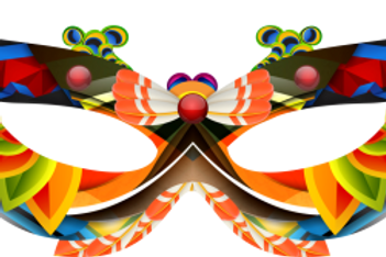 Máscara Grande II c/ 01