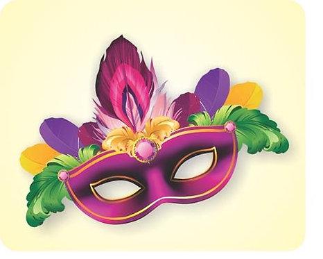 Kit Carnaval Rosa c/ 03