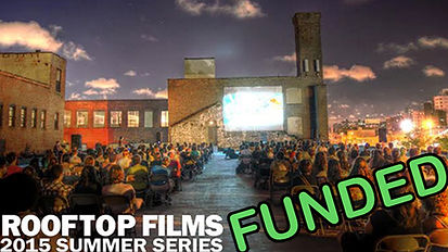 Kickstarter | Rooftop Films 2015 Summer Series