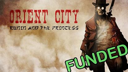 Kickstarter | Orient City