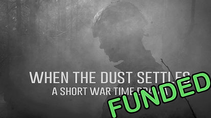 Kickstarter | When The Dust Settles