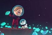 BAFF Short | Spacebound