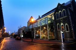 IFFW Venue | Gwyn Hall