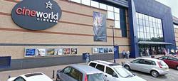 IFFW Venue | Warehouse 54