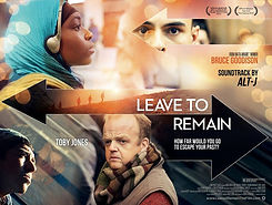 IFFW Feature | Leave to Remain