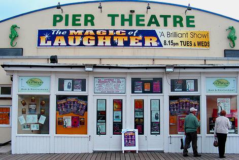 BIFF Venue | Pier Theatre