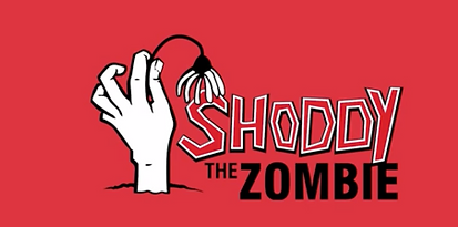 Kickstarter | Shoddy the Zombie