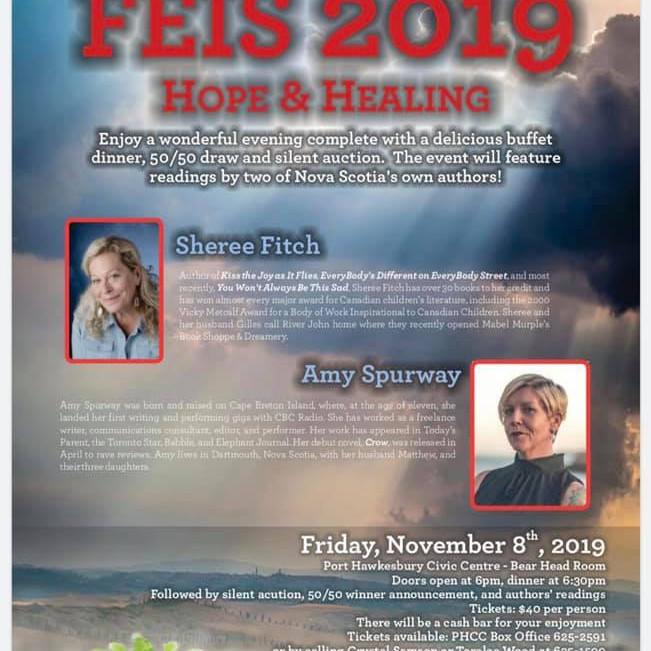 FEIS 2019: Hope & Healing